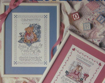 Boys and Girls Are Made Of Cross Stitch Pattern Leisure Arts