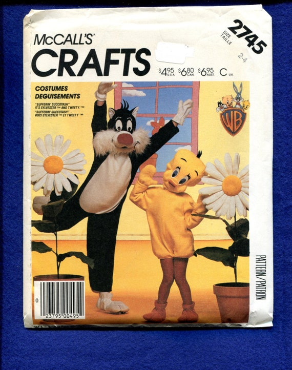 Sylvester And Tweety Costumes