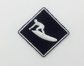 Surf / iron on patch