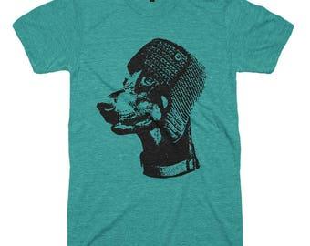 Doberman T Shirt Mens Hat Dog Shirt - Womens Graphic Tees - Mens Tshirt Kids Shirt - Retro Tees Geek Animal Novelty Gifts For Him Her Lover