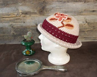Vintage hat for adult