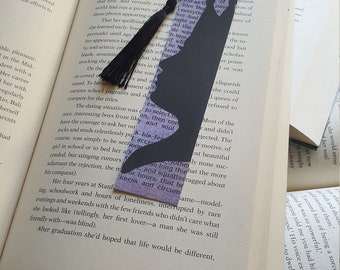 Beautiful Handmade Queen Bookmark