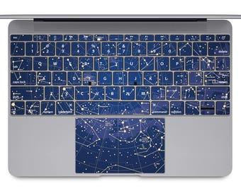 Macbook Skin Rose Gold Ombre Keyboard stickers Skin Macbook Pro Skin Macbook  Air Skin Macbook Cover