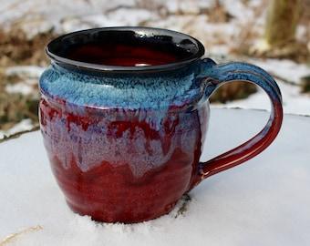 Gypsy Red Mug  #2
