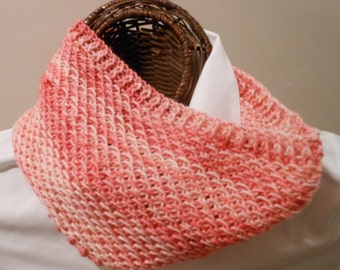 FOUR Knitted Cowl Patterns in PDF
