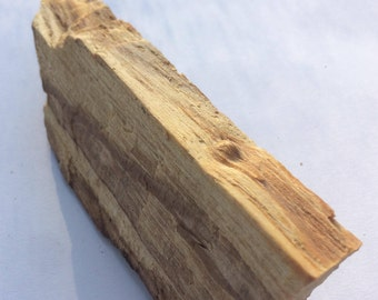 Palo Santo - A Fragrant wood from the amazon jungle.