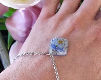 Lobelia Blossom Bracelet