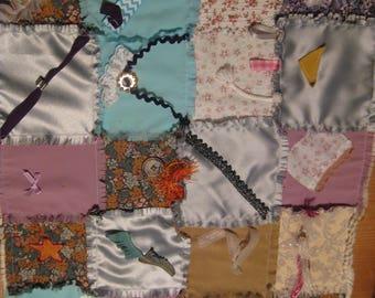 Fidget,Dementia,Alzheimers Activity Comfort Blanket