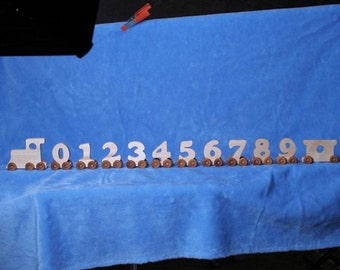 Number Train (0-9)