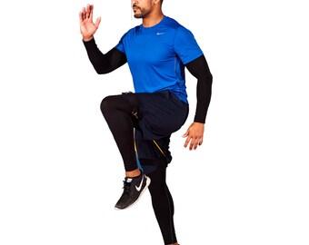 Resistance Bands Kinetic Leg Band Training Exercise Set