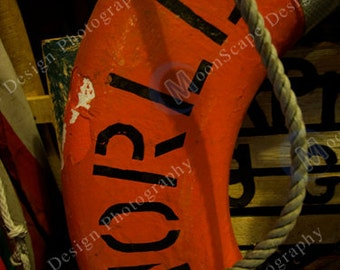 Nautical Collection - Life Preserver Float - Digital Image Download - Boat Stuff - Digital Licence Included