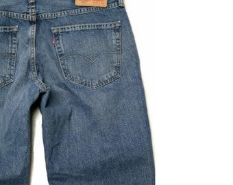 559 mens levis blue jeans | 33 x 34