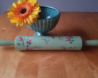 Rolling Pin; wooden rolling pin