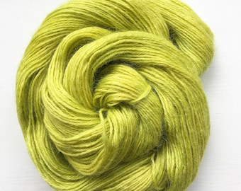 Wensleydale DK. First Shoots of Spring colourway on our Audacious DK base