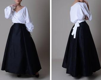 Formal Long Evening Skirts