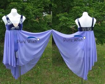 Purple & Lilac Lyrical/Contemporary Dance Costume