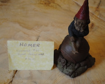 Tom Clark Collectable Gnome Homer #88