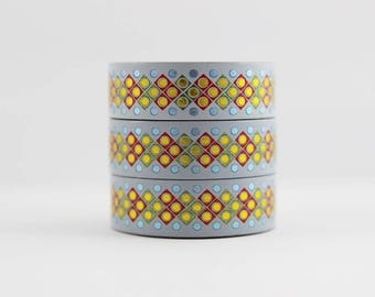 Washi tape foil tape colorful pattern masking tape