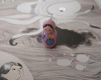 miniature matryoshka doll