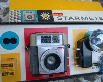 Vintage Kodak Starmeter outfit camera
