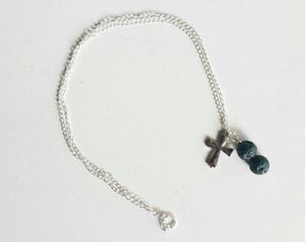 Lava Bead Diffuser Necklace