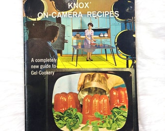 Knox On - Camera Recipes Cookbook