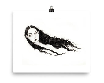 Floating Print By Amy Abshier