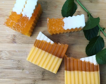Honey and Lavender Soap   Handmade Soap, Organic Soap, All Natural Soap, Essential Oil Soap, Homemade Soap, Artisan Soap, Mothers day gift