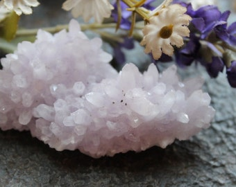Amethyst Cluster, Mineral Specimen, Mexico