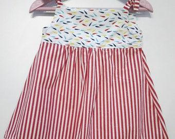 Sailor dress was Ribbon