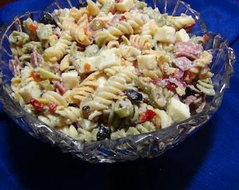Recipes etsy pasta salad italiano pdf recipe forumfinder Image collections