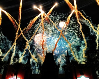 chinese theater fireworks.
