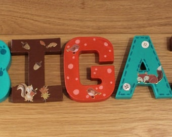 PERSONALISED NAME for Child's bedroom