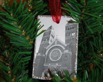 Ornament - St. Anthony Church, Chicago