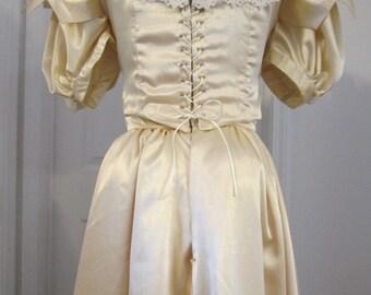 1890's Historical Corset Ballgown BG1890