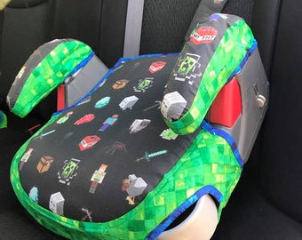 BEST GIFT EVER! Made to order cover for Graco Turbo booster seat, check out what's included!