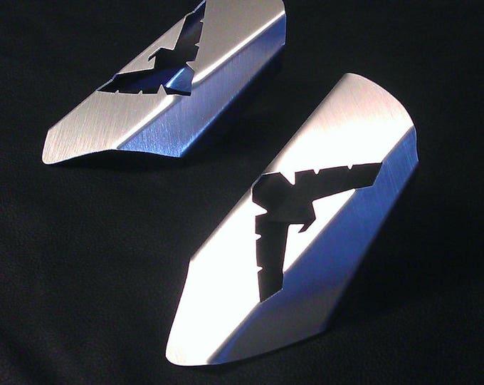 Night Wing Wrist Gaurds