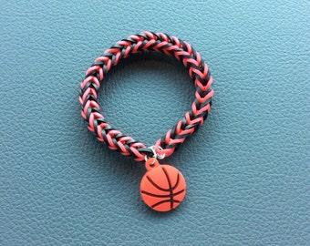 Basketball Charm Bracelet