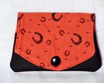 Little Wallet, Card Holder, ID holder, Cash Wallet, Business Card Holder, Stocking Stuffer
