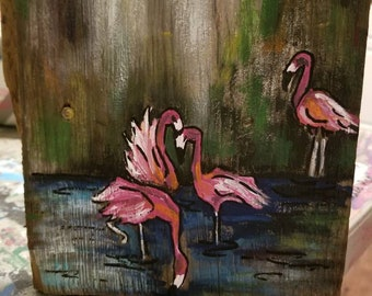 Plus de flamants roses