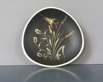 50s small wall plate 50s decoration