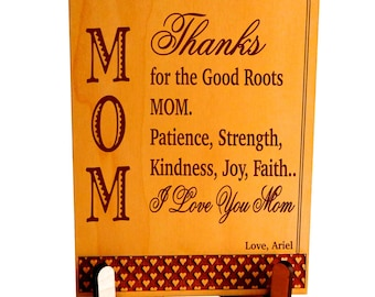 Mum Appreciation Gifts- Gift for Mum Personalized - Mothers Day Gift - Mum Birthday Gift - Mother's Day Gift, PLM019