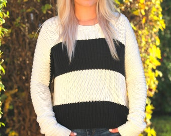 360 Cashmere Knit Sweater with Side Zipper