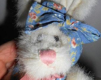 MUST GO Vintage Bunny Named Rose/Boyd Bunny/Vintage Boyd Bunny /see all photos