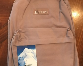 Dark Rose Pink Adapted Feeding Backpack