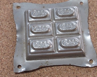 Anton Reiche , small candy mold, chocolate mold, vintage mold, small mold,