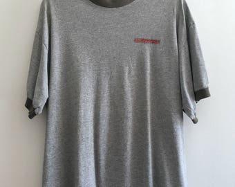 Vintage 90s Vans 'Hard Rock Cafe' ringer t-shirt