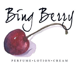 Bing Berry Mays Scent of the Month | Sweet Summer Cherry Fragrance | Perfume, Lotion, Cream, Oil, and Scrubs