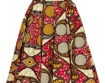 Elegant summer skirt for women