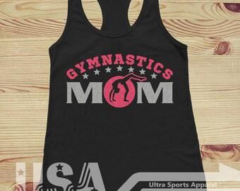 Gymnastics Mom - Customizable Tank Top